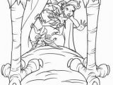 Tinkerbell Vidia Coloring Pages Vidia is In the Danger Coloring Page Tinkerbell