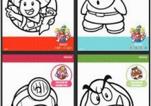 Toad and toadette Coloring Pages 108 Best toad S Treasure Tracker Images