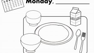 "Today is Monday Eric Carle Coloring Pages Eric Carle's ""today is Monday"" – Cait S Japanese"