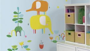 Toddler Room Wall Murals Peek A Boo Collection Peek A Boo
