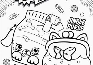 Tomatoes Coloring Pages Shopkins Color by Number