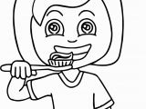 Tooth and toothbrush Coloring Pages tooth Coloring Page New Unbelievable the Best toothbrush Coloring