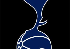 Tottenham Hotspur Wall Murals tottenham Hotspur Logo
