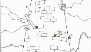 Tower Of Babel Coloring Page Preschool tower Of Babel Coloring Pages for Kids