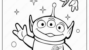 Toy Story 4 Coloring Pages Printable toy Story Aliens Pdf Coloring Pages toystory toystory4