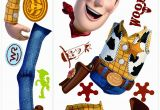 """Toy Story 4 Wall Mural Disney """"toy Story 3"""" Woody Wall Decal Cutout 25""""x50"""""""