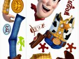 "Toy Story 4 Wall Mural Disney ""toy Story 3"" Woody Wall Decal Cutout 25""x50"""