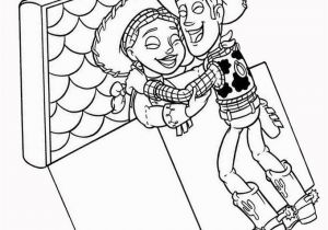 Toy Story Coloring Page Printable Woody Coloring Pages