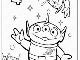 Toy Story Coloring Pages Printable Free Printable toy Story Aliens Pdf Coloring Pages with