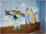 Toy Story Murals 48 Best Children S Murals for Children S Rooms Images