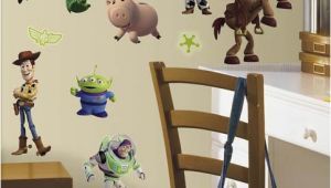 "Toy Story Wall Murals Disney ""toy Story 3"" Wall Decal Cutouts"