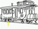 Train Caboose Coloring Pages Printable Free Coloring Pages Caboose Train Coloring Sheet 1
