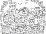 Train Coloring Pages for Adults 119 Best Coloring Images