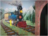 Train Murals for Walls 20 Best Murals Images In 2019
