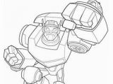 Transformers Rescue Bots Academy Coloring Pages Kids N Fun