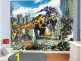 Transformers Wall Murals 33 Best Wallpaper Murals for Kids Bedrooms or Playrooms Images