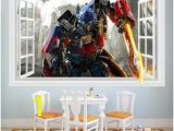 Transformers Wall Murals Transformers Wall Stickers