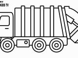 Trash Truck Coloring Page Coloring Pages Staggering Garbage Truck Coloring Page