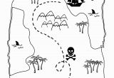 Treasure Map Coloring Pages Free Printable Pirate Map A Fun Coloring Page for the Kids