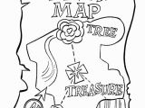 Treasure Map Coloring Pages Pirate Coloring Pages for Kids Printable New Pirate Treasure Chest
