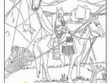 Tree Bark Coloring Pages Free Coloring Page Coloring Adult Native Americans Indians Sat Front