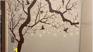 Tree Branch Wall Mural Marbled Tree Wallpaper Wall Covering Wall Murals Giant