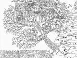 Tree Coloring Pages for Adults Daria song Работы участников нашей группы – 103