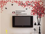 Tree for Wall Mural Acrylic 3d Tree Cat Wall Sticker Decal Home Living Room Background Mural Decor
