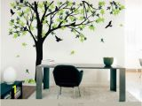 Tree for Wall Mural Giant Maple Tree Wall Stickers Kid Nursery Decor Removable