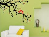Tree Mural Wall Stickers Art Mural Wall Sticker Home Fice Bedroom Decor Vinyl Wall