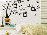 Tree Mural Wall Stickers Diy World Map Removable Pvc Vinyl Art Room Wall Sticker