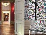 Tree Of Life Wall Mural Kristjana S Williams Tree Of Life Wallpaper Mural In 2019