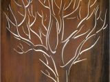 Tree Silhouette Wall Murals Tree Silhouette Panel