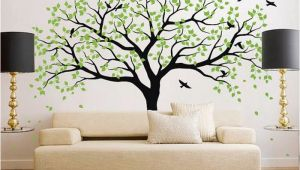 Tree Stencil for Wall Mural Living Room Ideas with Green Tree Wall Mural Lovely Tree Wall Mural