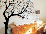 Tree Wall Mural for Nursery Get It now Tree Wall Decal Huge Tree Wall Decals Nursery