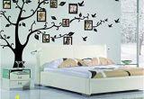 Tree Wall Mural Stencil Amazon Lacedecal Beautiful Wall Decal Peel & Stick Vinyl Sheet
