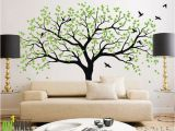 Tree Wall Mural Stencil Living Room Ideas with Green Tree Wall Mural Lovely Tree Wall Mural