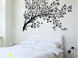 Tree Wall Mural Stencil Wall Decal Tree Branch Cool Art for Bedroom Vinyl Sticker Z3621