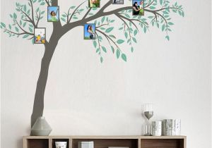 Tree Wall Mural with Picture Frames New Family Frame Tree Wall Sticker Home Decor Living Room Bedroom Wall Decals Poster Home Decoration Wallpaper Nz 2019 From Kity12 Nz $16 09