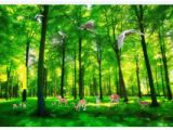 Tree Wall Murals Uk Shop Nursery Tree Wall Murals Uk