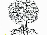 Tree with Roots Coloring Page Tree with Roots Coloring Page Stencil Designs Oak Google Search