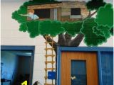 Treehouse Mural 40 Best Murals I Ve Painted Images