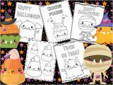 Trick or Treat Coloring Pages Printable Halloween Coloring Pages the Crayon Crowd Monsters Cute