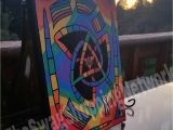 Trippy Murals Acid Psychedelic Art Set On Storenvy