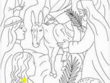Triumphal Entry Coloring Page 34 Best Bible Jesus and His Triumphal Entry Images On Pinterest