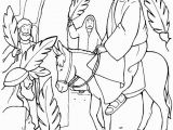 Triumphal Entry Coloring Page Triumphal Entry Coloring Page Triumphal Entry Coloring Page Hanna