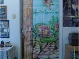 Trompe L Oeil Door Murals Princess Free Wallpaper Door Murals