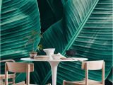 Tropical Leaf Wall Mural Tropical Leaf Texture Wall Mural Wallpaper Nature