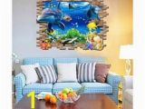 Tropical Mural Ideas 16 Best Fish Mural Ideas Images