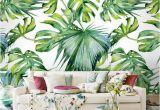 Tropical Murals Cheap Fashion Garden Mural Wallpaper M² Houses Pinterest